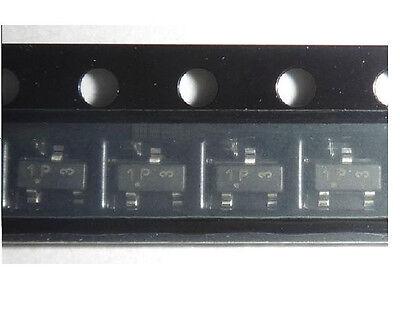 100pcs New Mmbt2222 Sot-23 2n2222 Smd Npn Transistor New Ca