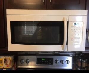 Over range Microwave for sale