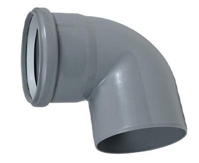 Centrotherm Polypropylene Innoflue Isel0487 4 90 Degree Elbow