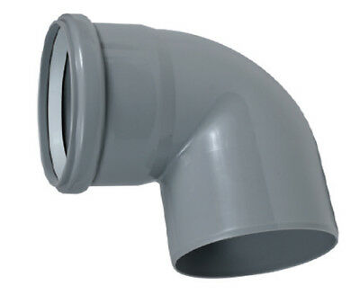 Centrotherm Polypropylene Innoflue Isel0387 3 90 Degree Elbow