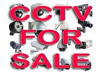 CCTV EQUIPMENT FOR SALE