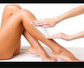 Full body wax offer