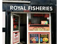 Take Away Hot Food Business For Sale Leeds Hyde Park