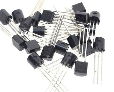 50pcs 25 Pairs Of 2sa733 2sc945 A733 C945 To-92 Audio Transistor Usa Seller