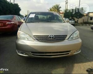 Camry 2004 certified LE 4 cylinder