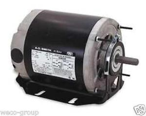 H275v2 1 2 Hp 1725 Rpm New Ao Smith Electric Motor