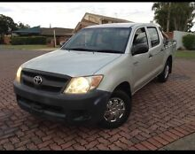 2006 Toyota Hilux dual cab drives well Parkwood Gold Coast City Preview