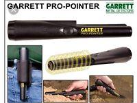 Metal detector pin pointer Garrett