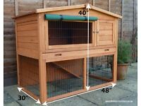 New Rabbit Hutch | Guinea Pig Hutch | Rabbit Hutch For Sale