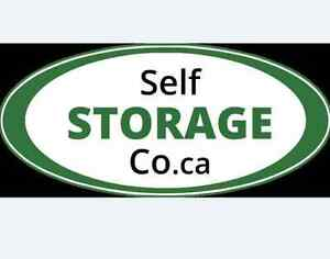 SelfStorageCo: Free Truck + Driver Service With Unit Rental!