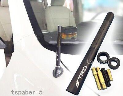 47 Inch Short Antenna Black Carbon Fiber Fit JAPAN CAR ALL MODEL Universal