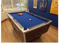 Pool Table 5x3 **NEW CLOTH** Qucik Sale