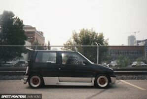 1994 Suzuki Alto Works Turbo awd kei car