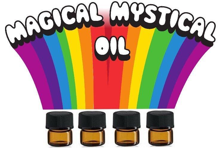 Magical Mystical Oil