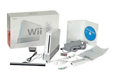 Spaß und Sport Konsole Wii