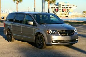2014 Dodge Grand Caravan BlackTopFourgonnette, fourgon