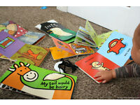 Wanted - Free supplies of baby board books, rattles and children's language books - Wandsworth