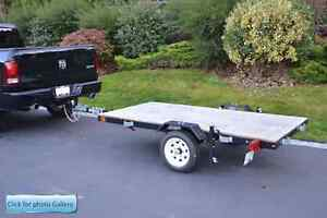 New in Box Folding Utility Trailer (SALE) Fort McMurray