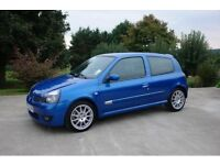 Wanted Clio 172 Cup