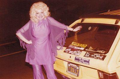 Dolly Parton 4 x 6 Color Photo