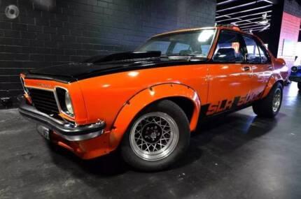 1977 Holden Torana SL/R 5000 LX Manual