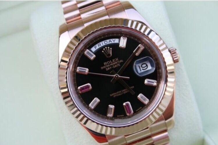 Rolex Day Date 2 Rose Gold