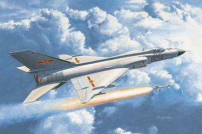 TRUMPETER® 02846 Chinese J-8IID Fighter in 1:48