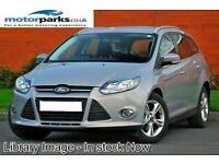 2014 Ford Focus 1.6 125 Titanium Navigator 5dr Automatic Petrol Estate