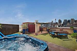 Penthouse with Private Rooftop Jacuzzi - Ultimo / Pyrmont Ultimo Inner Sydney Preview