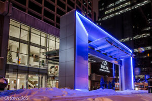 One Night Stay - Delta Hotel Downtown Ottawa