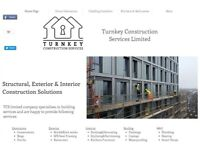 Successful construction business for sale - branded business name, highly ranked website, Logo etc