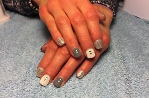 Gel Nails in Rosthern!!