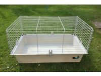 Medium Ferplast Rabbit/Guinea Pig Cage