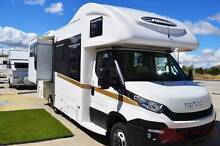 NEW SUNLINER NAVIAN motorhome - Slideout - Many great features! Wodonga Wodonga Area Preview