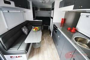 Family Bunk caravan Royal Flair PD Series -Queen bed, open living Wodonga Wodonga Area Preview