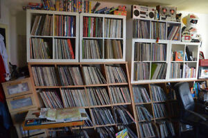 VINYL RECORD COLLECTION 33/45/78, PRIVATE COLLECTION FOR SALE