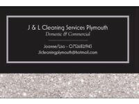 J & L Cleaning Services Plymouth