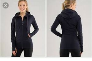 LULULEMON Live Simply Jacket in black