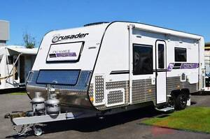 NEW Crusdaer Excalibur Royalty Caravan -Free Camp in style Wodonga Wodonga Area Preview