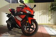 Yamaha YZF R125 Sheidow Park Marion Area Preview