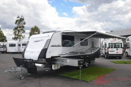 GOLF SAVANNAH 637 NEW CARAVAN - OFF ROAD- ENSUITE- SOLAR -REDUCED Wodonga Wodonga Area Preview