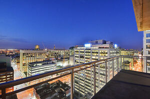 EXECUTIVE FURNISHED CONDO WITH AN AWESOME VIEW!