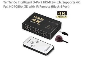 TenTen Co intelligent switch with 3D Remote