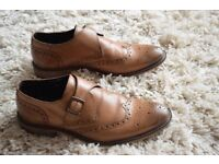 Men caramel/light brown formal shoes