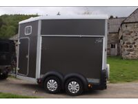 Ifor Williams HB511 2011 Horse Trailer
