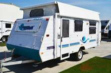 Jayco Freedom Used Caravan - Reverse axle - Light weight Wodonga Wodonga Area Preview