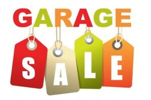 Garage Sale - Rain or Shine