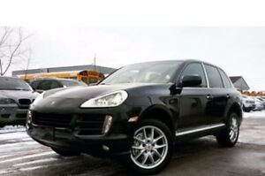 PORSCHE CAYENNE 2008 S **** •NAVIGATION***•3 Year WARRANTY***