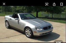 image for Mercedes-Benz, SLK, Convertible, 1999, Other, 2295 (cc), 2 doors