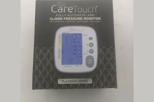 Digital LCD Arm Automatic Blood Pressure Monitor Heart Beat